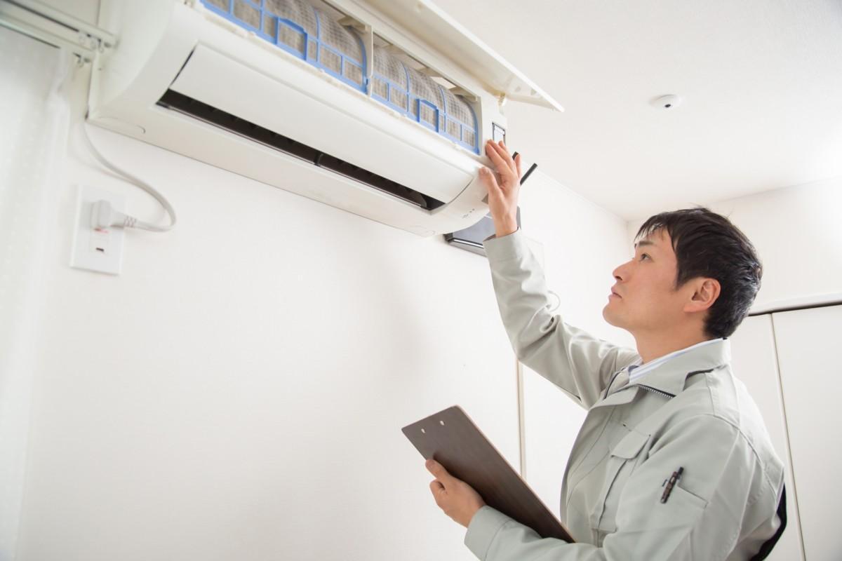エアコン修理や無料見積もり