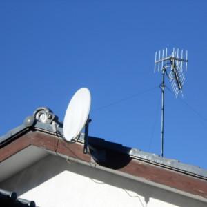 テレビアンテナ工事(設置・修理)をわかりやすく解説