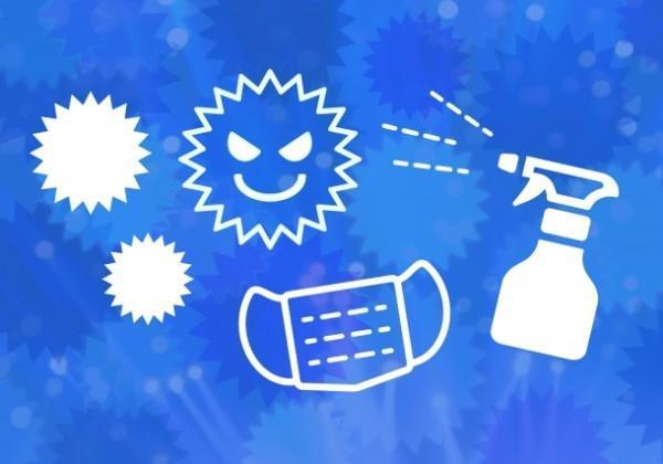 ウイルス除菌/消毒