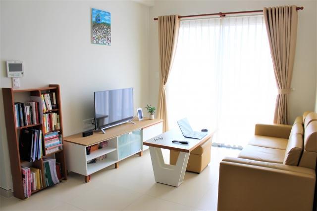 自宅の部屋