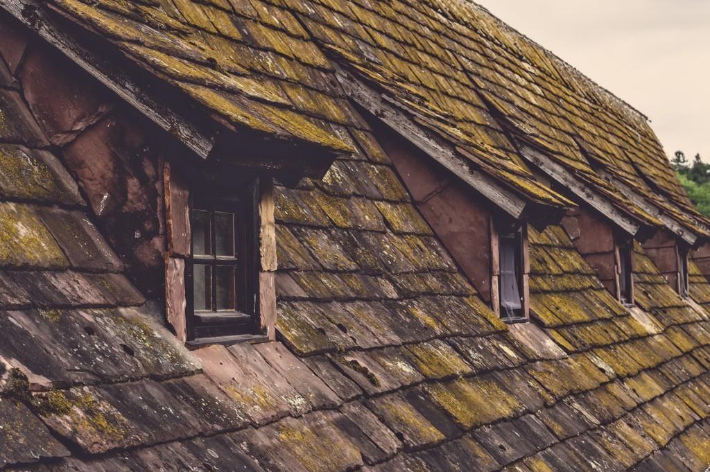 屋根にかかる負担