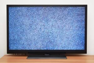 テレビに表示されるエラー表示の種類と意味